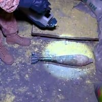 Rebel warehouse with chem weapons hit by Syrian airstrike in Idlib