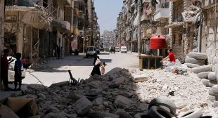 We can€™t have peace in Syria, that would be giving in to Russia!