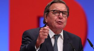 Washington economic war against Russian gas supplies to Europe unacceptable