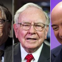 €˜Moral crisis:Gates, Buffett & Bezos richer than poorest half of America combined