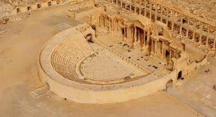 Russia gives unique 3D Palmyra model to Syria to help restore ancient city