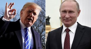 Putin thanked Trump for CIA tip-off which helped Russia prevent terror attack