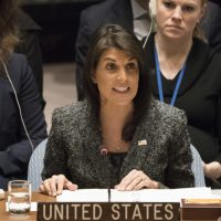 Russia will never be our friend, well slap them when needed US envoy to UN