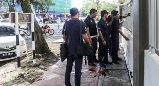 Israel's Mossad accused of assassinating Palestinian 'rocket scientist' in Malaysia