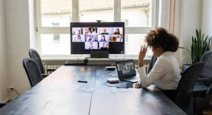 UK workers on returning to the office: No point if I end up doing video calls