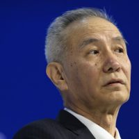 China's economic mastermind Liu He takes centre-stage at Davos