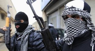 Leaked emails show US security firm arming Syrian rebels