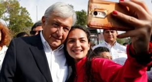 Mexican AMLO: State Control of Mexico's Energy Industry if Elected