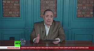 Alex Salmond RT show to be probed by Ofcom