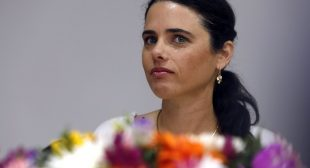 Israeli minister: Criticizing Israel is the new anti-Semitism