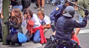 Amnesty Report on Spain Highlights Excessive Force and Repressive Legislation