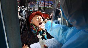 Biggest Covid outbreak since Wuhan creeps toward Beijing