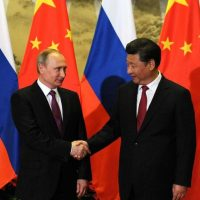 Making History: China and Russia are Transforming Enemies into Friends