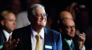 Koch Brothers'€™ Internal Strategy Memo on Selling Tax Cuts: Ignore The Deficit