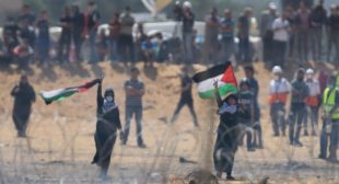Israeli military admits massacre of unarmed Gaza protesters was intentional – then deletes tweets