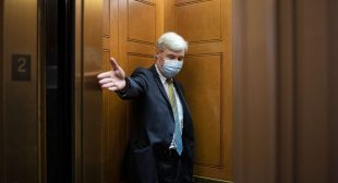 Senator Whitehouse Asks January 6 Commission to Study Role of Dark Money in Breach