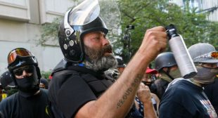 Proud Boys Planned and Executed Attack on Antifa Protesters, Then Claimed Antifa Attacked First