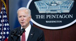 Pentagon and Tax Cheats Already Cost Taxpayers Far More Than Biden's Job Plan