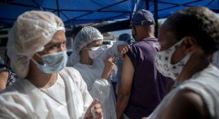 Brazilian Congress Setting Up Corporations to Cut Covid-19 Vaccine Line