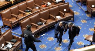 US Congress under siege; gunfire as far right militants breach House