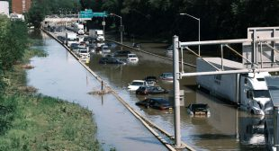 Devastating Flooding in NYC From Hurricane Ida Spurs Calls for Green New Deal