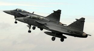 Sweden Wanted to Bomb Afghanistan to Advertise its Fighter Jets