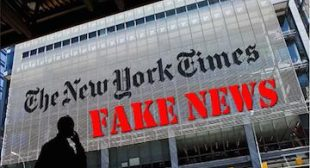 NYT Prints Government-Funded Propaganda About Government-Funded Propaganda