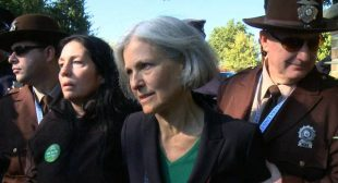 Green Party Candidates Arrested, Shackled to Chairs For 8 Hours After Trying to Enter Hofstra Debate
