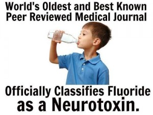 Best Known Peer-Reviewed Medical Journal Officially Classifies Fluoride As A Neurotoxin