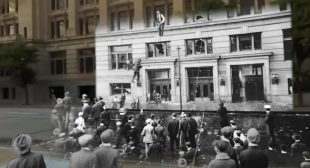 How a white mob lynched a Black man, destroyed a city and got away with it