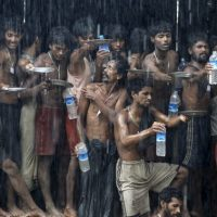 Hundreds died in Rohingya camps on Thai-Malaysia border