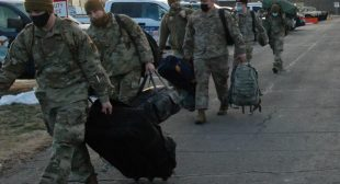 National Guard Troops Deploying to DC Will Come With Lethal Weapons