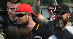 Bitter about being abandoned by Trump, Proud Boys' chats reveal preparations for 'absolute war'