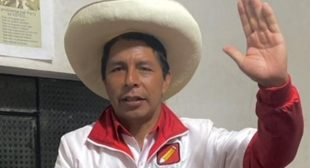 Socialist Teacher Takes Lead in Peruvian Election as Nation Reels from Pandemic & Political Crisis