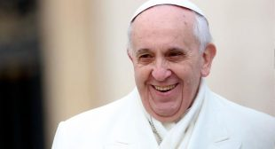 Pope Francis declares evolution and Big Bang theory are real and God is not 'a magician with a magic wand'
