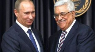 Abbas, Putin Meet to Discuss Israel-Palestine Peace Process