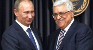 Abbas, Putin Meet to Discuss Israel-Palestine Peace Process