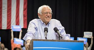 Bernie Sanders talks universal Medicare, and 1.1 million people click to watch him