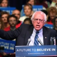 Sanders reopens Dem primary wounds