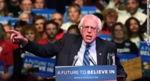 1.7 million viewers tuned into Bernie Sanders Inequality Town Hall webcast