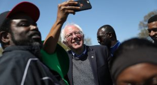 What Really Happened When Bernie Sanders Went to Mississippi