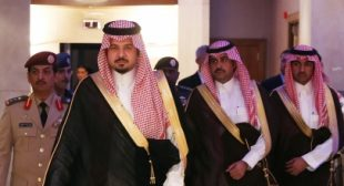 NSA Document Says Saudi Prince Directly Ordered Coordinated Attack By Syrian Rebels On Damascus