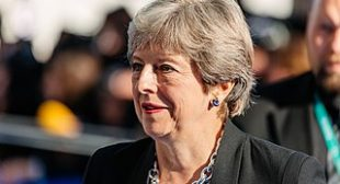 How UK's May tried to start a Cold War