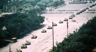 Tiananmen Square, 1989 — Revisited