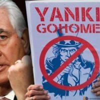Tillerson Threatens Regime Change in Venezuela