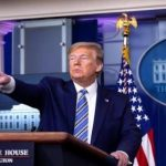 U.S. Trump Was Real Time Informed During COVID-19 Outbreak in China