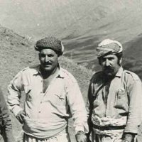 The Mossad's role in the Kurdish Independence movement