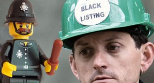 London police fed intel to construction cartel to build illegal blacklist of labour organisers