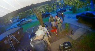 Video Shows U.S. Marshals Task Force Brutalizing Teenage Boys in Mississippi