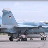 Air Force Caught Repainting Several Jets To Appear Russian